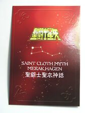 Bandai Saint Seiya Cloth Myth Merak Hagen Metal Plate Mat New