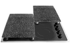 Stoneline 2er Herdabdeckplatten Schneidebrett  IIWahl 10862
