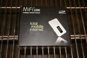 New Novatel MiFi 2200 Wireless Wifi USB Mobile Hotspot Broadband Device