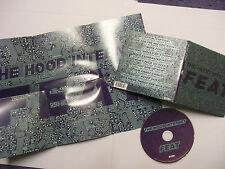 THE HOOD INTERNET Feat  – 2012 USA CD Gatefold – Rock, Hip Hop – BARGAIN!