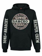SOA Sons of Anarchy-SAMCRO original hooded Sweater/sudadera