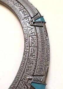 "Large Stargate Atlantis Gate Model/Ring/Replica 11 1/4"" (28.6cm)"