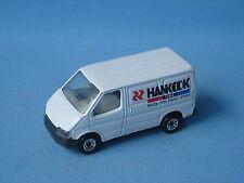 Matchbox Ford Transit Van Hankook Tyres Malta Promo Rare Toy Model Tires