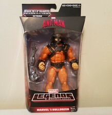 HASBRO MARVEL LEGENDS ULTRON B.A.F SERIES BULDOZER WITH ULTRONS LEFT ARM