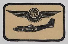 Aufnäher Patch Namemsschild C-160 Transall - Bordfunker .......A3276