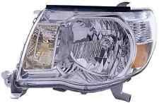 New Toyota Tacoma 2005 2006 2007 2008 2009 2010 2011 left driver headlight