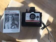 Collectible Polaroid Land Camera Color Pack 80 - Vintage Film Camera -