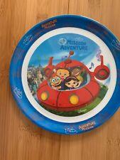 Vintage Little Einsteins Plate
