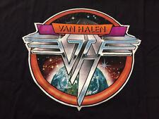 Van Halen Vintage Space Cosmic Logo Shirt, 1979, New Official Xxl, 2Xl Vh2 Eddie