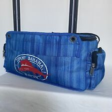 New listing Tommy Bahama Relax Marlin Blue Insulated Soft Side Cooler Tote Bag 18x9.5x8 Inch