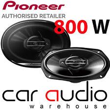 Pioneer TS-G6930F 800 Watts a Pair 3 Way 6x9 Inch Rear Shelf Car Van Speakers
