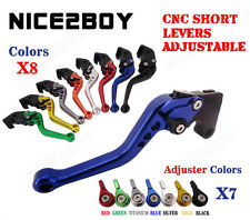 CNC Short Brake Clutch Levers Fit For Yamaha WR125X/WR125R 2009-2014