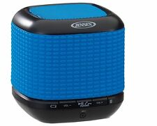 Jensen Portable Rechargeable Bluetooth Wireless Speaker with Nfc Rechargeable