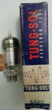 6AK6 NOS vacuum tube Tung-Sol