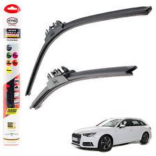 "Audi A4 2015-on HEYNER SUPER FLAT PREMIUM wiper blades 24""20"" FRONT"