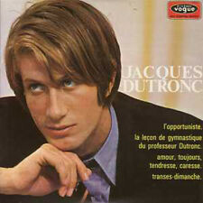 CD Single Jacques DUTRONCL'opportuniste EP REPLICA - 4-TRACK CARD SLEEVE
