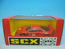 SCX Ferrari F40 Rojo, unused car and boxed