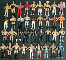 WWE Clásico Superstars Jakks Wrestling Figure Lot WWF/WCW/ECW