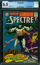 SHOWCASE #60 CGC 6.5 1st SA Spectre (Jim Corrigan)! 1966