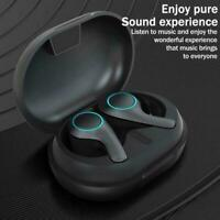 TWS Wireless Bluetooth 5.0 Earphone Headphones Mini Reduce Headset Noise C4D0