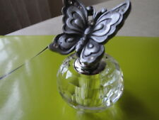Crysta Collection Perfume Bottle in Heart Box