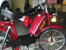Eagle1 Moped,Scooter,Made in Canada+Solid Hitch Hauler+Cover,Only (774 Miles)