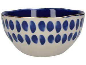 Mikasa Azores Spot Cereal Bowl