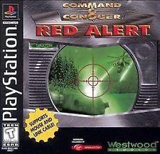 Command & Conquer: Red Alert (Sony PlayStation 1, 1997) DISC 2 ONLY