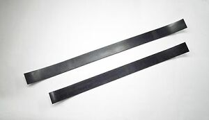 Datsun 240Z 260Z 280Z 1970-78 Fuel Gas Tank Strap Rubber Set  NEW 330