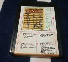 8track Tape cartridge rolling stones records Jamming With Edward