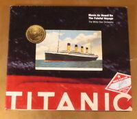 TITANIC - WHITE STAR ORCHESTRA - 1998 - OTTIMO CD [AE-018]
