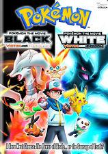 Warner Home Video Pokemon The Movie-black-victini & Reshiram/white-victini &