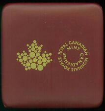 2014 Canada S$20 Water Lily & Glass Leopard Frog Mint BOX & COA ONLY No Coin