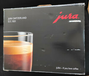 Machine à café broyeur à grains - JURA E8 Platine Touch Screen - NEUVE