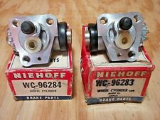 1968 1969 1970 Toyota Corolla front wheel cylinders pair NOS!