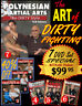Dirty Fighting Techniques Polynesian Martial Arts Instructional Training Dvd Set