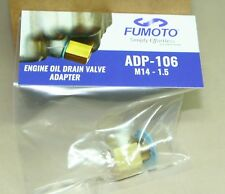 ADP-106 Fumoto® Adapter for 14mm-1.5 Valves