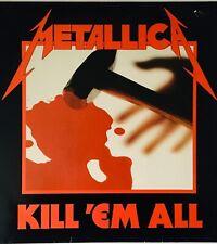 Metallica Ep Kill Em All