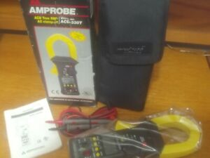Amprobe ACD-330T True RMS Clamp On Meter with Carrying Case