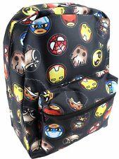 "Marvel Kawaii 16"" Super Heroes Backpack"