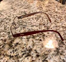 Authentic Coach Harmony 1025 Taupe Eyeglasses 51-17-135