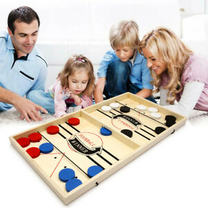 Large Wooden Winner Board Game Interactive Family Toys for Children Adult Battle
