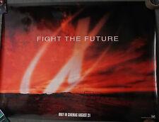 Sci-Fi/Fantasy Original UK Quad Film Posters (1990s)