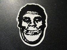 """MISFITS X OBEY Sticker 2X1.25"""" FIEND CLUB SKULL like poster print Shepard Fairey"""