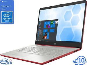 "HP 15, 15"" HD, Pentium Gold 6405U, 16GB RAM, 1TB SSD, Windows 10 Home"