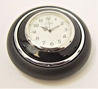 HORN BUTTON WITH CLOCK COLOR BLACK FITS VOLKSWAGEN TYPE2 BUS 1950-1967