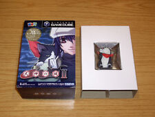 SHIKIGAMI NO SHIRO II FIRST LIMITED EDITION NINTENDO GAMECUBE NTSC JAP GAME CUBE