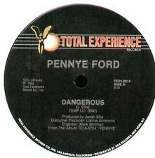 PENNYE FORD - Dangereux / Change Your Wicked Ways - Total Experience - TED1-2614