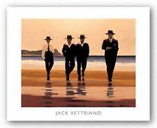RETRO ART PRINT The Billy Boys Jack Vettriano 15.5x12