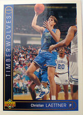 CARTE  NBA BASKET BALL 1994  PLAYER CARDS CHRISTIAN LAETTNER (153)